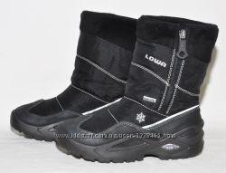 Детские сапожки Lowa GORE-TEX 31 зима.