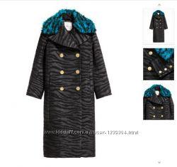 Пальто HM Kenzo оригинал