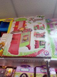 Кухня маленької господині,  Игровой набор Кухня с духовкой, Технок