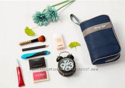 Органайзер-Косметичка серый, голубой, зеленый, черный