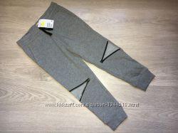 Котоновые штанишки  без начеса  H&M   размер 5-6 лет 116 рост