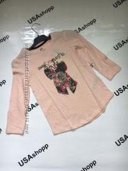 Реглан, футболка с рукавом 3  4 Lidl рост 122-128см , 6-8 лет
