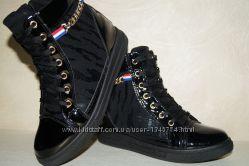 Сникерсы, ботинки женские 36-41