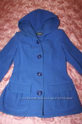 пальто синее 46рр.