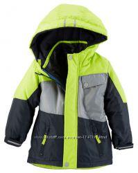 Зимняя куртка на 3 года