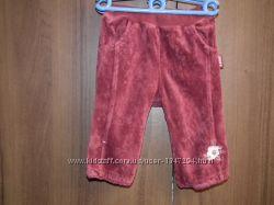 Велюровые штанишки для маленьких, бриджи для старшеньких