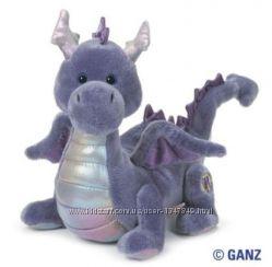 Фирменные мягкие  игрушки Yomiko, Webkinz, Aurora, Gund