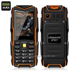 Защищенный Телефон VKWorld Stone V3 IP67