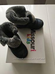 Ботинки детские зимние  для мальчика Missouri