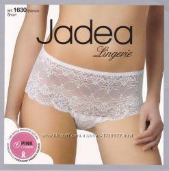jadea 1630 кружевные шортики белые, черные