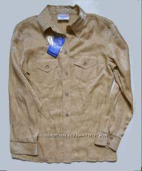 Блуза рубашка Etam Gold