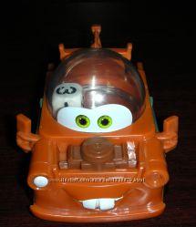 Мэтр машинка из мф Тачки 2 Cars 2 от Hasbro