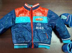 Крутая двусторонняя куртка Disney
