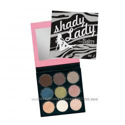 Палетка Теней TheBalm Shady Lady Palette, Volume 2