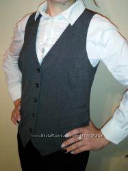 Модная классическая жилетка Н&М