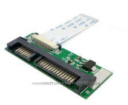 Адаптер 1. 8 ZIF - SATA mini
