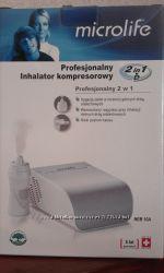 компресорний  інгалятор  небулайзер Microlife neb 10a
