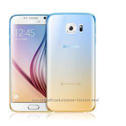 Силиконовый чехол-бампер на Samsung Galaxy J7 J710F 2016.