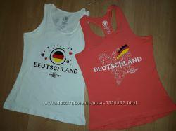 Трикотажные майки, комплект, Euro 2016, Германия
