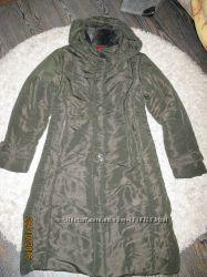 куртка очень теплая длинная