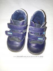 ортопедические кожаные ботиночки  Bebetom 21р