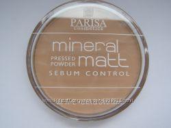 Компактная минеральная пудра Рarisa