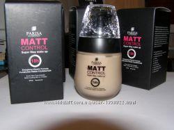 Новинка  Тональный крем Parisa Matt Control