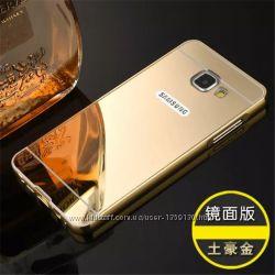 Чехол- бампер для Samsung Galaxy  А310, A510, A710 2016года