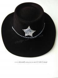 Шляпа Ширифа черная