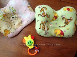 Ортопедическая подушка для мальчика и девочки