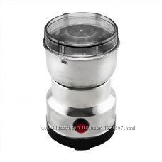 Кофемолка Domotec для измельчения кофе, орехов, сухих бобов и зерновых