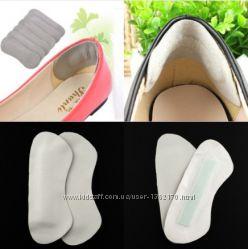 Вкладыши для обуви от натирания