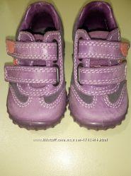 туфельки- ботиночки ecco 19 р.