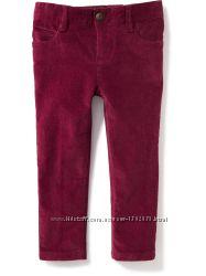 Вельветовые брюки Old Navy от 2 до 5 лет