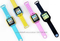 Q200 Гарантия 1год Умные часы подарок ребенку Киев купить в Украине цена