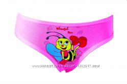 Трусы детские для девочки Пчелка