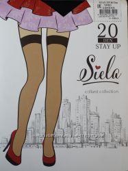 Чулки женские Siela Stay up 20 den