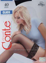 Чулки женские Conte Class 40 den