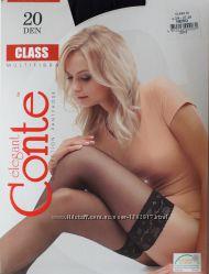 Чулки женские Conte Class 20 den