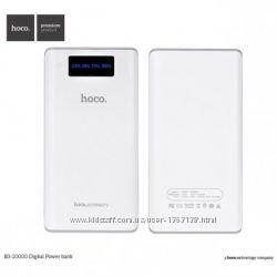 Внешний аккумулятор HOCO B3 20000mAh LCD