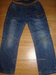 джинсы на резинке