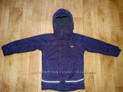 Мембранная 5000 мм. куртка Trespass 122-128 см. Как