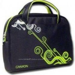 Сумка для ноутбука Canyon CNR-NB22G1 BlackGreen