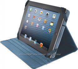 Чехол с подставкой Trust Universal Folio Stand for 10 tablets Blue