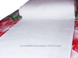 Ткань вафельная отбеленная для полотенец хлопок, Розница.