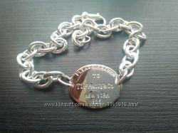 Браслет Tiffany копия с подарком