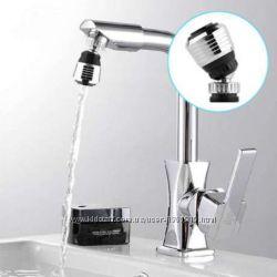 Аэратор - насадка-рассеиватель воды на кран