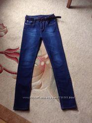 Очень классные стрейч джинсы Miss Free