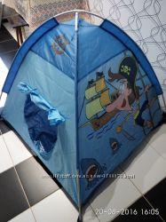 Детская палатка пират BINO