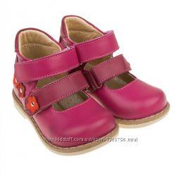 Туфли ортопедические для девочек